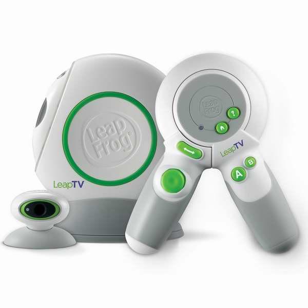 金盒头条:历史新低!Leapfrog LeapTV 儿童体感教育游戏机3.1折 36.99元限时特卖并包邮!另有配套游戏、手柄以及多款LeapPad配套软件、幼儿益智玩具2.1折起特价销售!