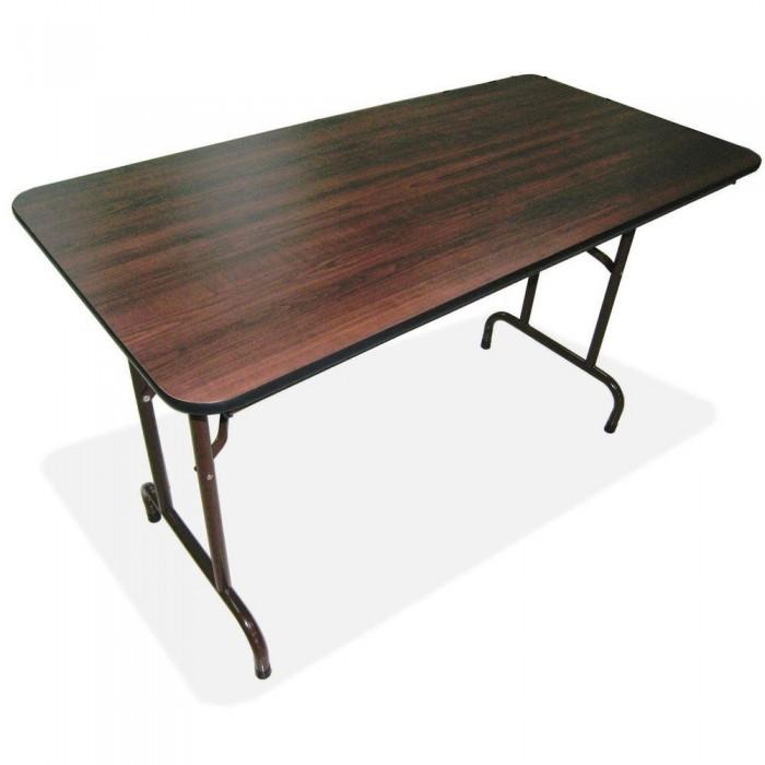 Lorell 2.43米超长折叠桌2.7折 77.6元限时特卖并包邮!