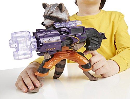 Hasbro 银河护卫队火箭守护者2.9折 11.57元限时特卖!