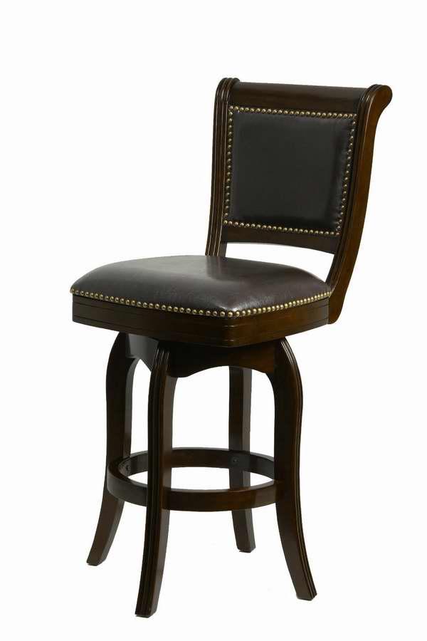 两款 Boraam Soho 29英寸360度皮制旋转吧椅1.9折 69.09元清仓并包邮!