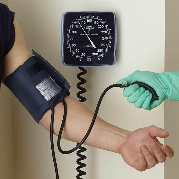 Medline MDS9400 壁挂式无液体血压计2.9折 26.2元清仓并包邮!