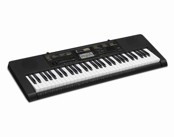 Casio 卡西欧 CTK2400 61键标准型电子琴4.6折 109.99加元限时特卖并包邮!