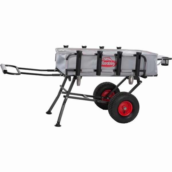 Berkley Jumbo 可折叠式钓鱼车/手推车29折 92.11元清仓并包邮!