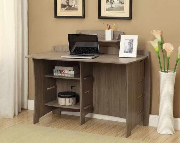 Legare Furniture 1.2米灰色拼接式办公桌/书桌4折 124.99元限时特卖并包邮!