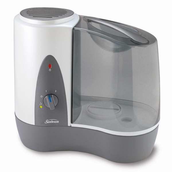Sunbeam SWM6008-CN 1加仑暖雾加湿器4折18元限时特卖!
