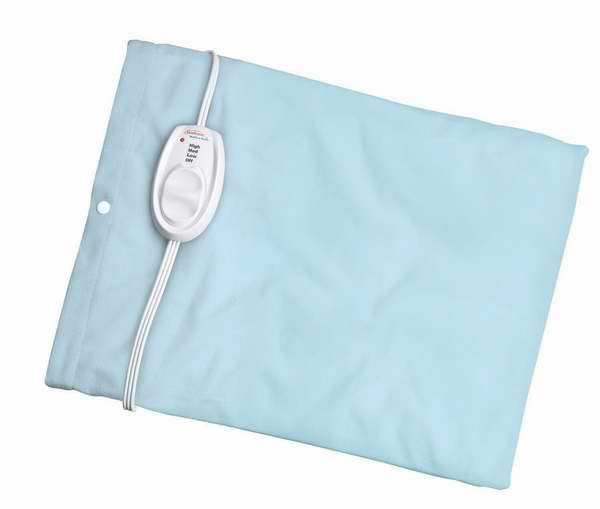 销量冠军!Sunbeam Health 标准带温控电热保暖垫 18.38加元!
