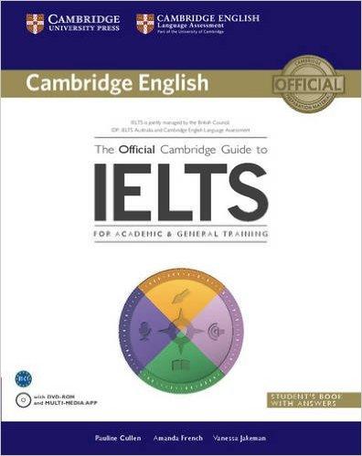 IELTS 应考圣典!唯一雅思考试官方指南《The Official Cambridge Guide to IELTS》6.1折 43.59元限时特卖并包邮!