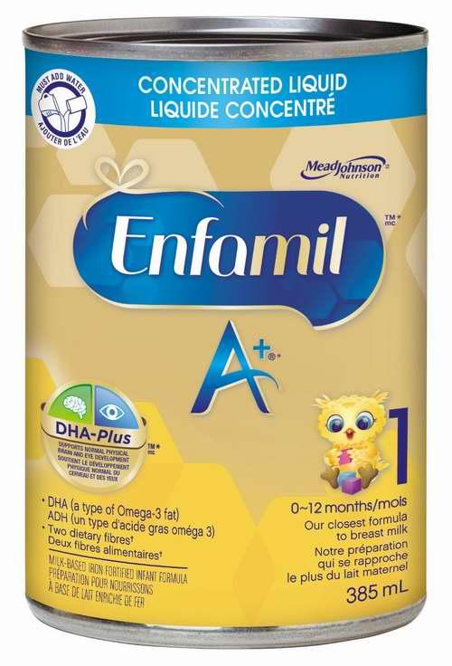 Amazon精选多款美赞臣 Enfamil / Enfagrow A+婴幼儿配方奶粉特价销售,额外立减3-5元!