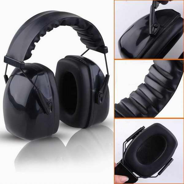 AGPtek NRR 31 头戴式护耳防音耳罩3.5折 19.99元限量特卖!