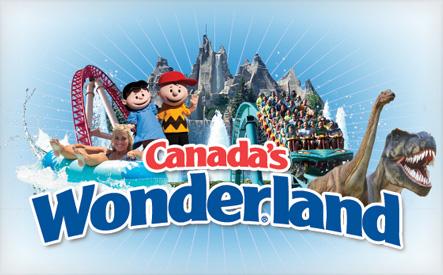 Canada's Wonderland 奇幻乐园3大银行家庭日单日门票22.49元起开售,游览当日再补交43.5元可升级为季票!
