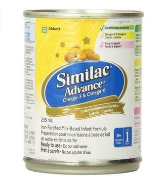 Similac 雅培 Omega-3婴儿配方奶粉29.98元,原价34.99元,包邮,限量销售!