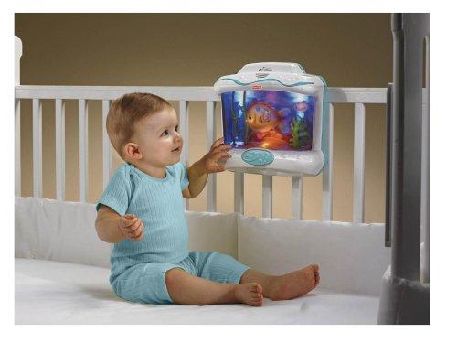 Fisher-Price 费雪海洋馆助宝宝睡眠音乐玩具 29.99加元,原价 54.99加元