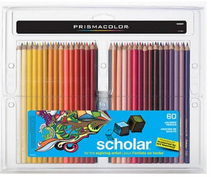 PRISMACOLOR 92808HT 60支彩色铅笔 24.99元特卖,原价69.95元,包邮