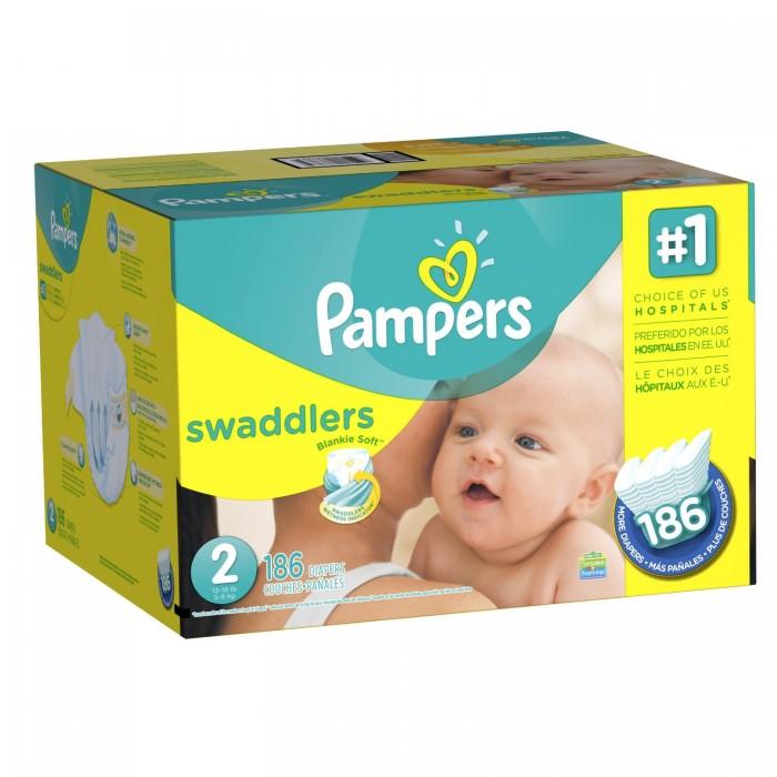 纸尿裤世界第一品牌!Amazon精选多款Pampers帮宝适婴幼儿尿不湿/纸尿裤35.44元特卖,原价49.99元,包邮