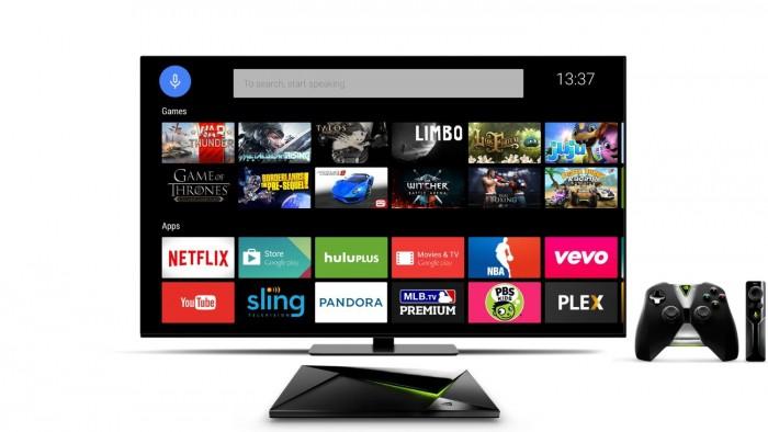 Nvidia Shield 4K 英伟达游戏机228.73元特卖,原价289.99元