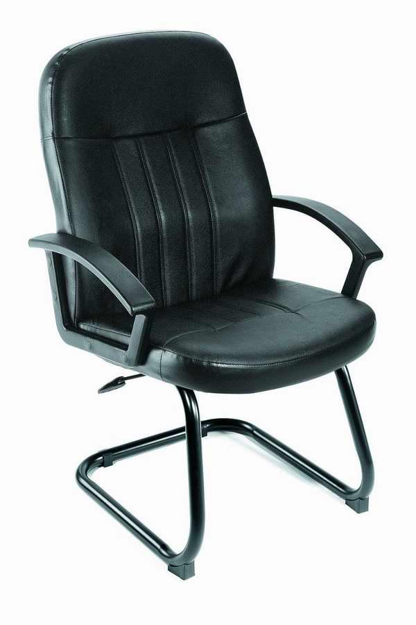 Boss Mid Back Leather Plus 办公椅5折 89.16元限时特卖并包邮!
