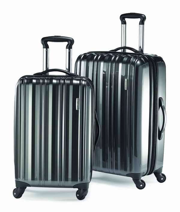 Samsonite 新秀丽 Lightweight 超轻可扩展4万向轮20寸&24寸拉杆行李箱2件套2.3折 159.99加元特卖并包邮!