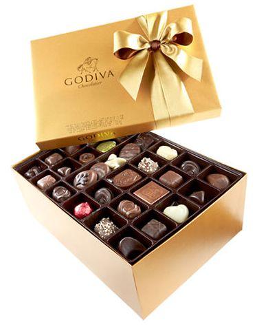 精选40款 Godiva 歌帝梵、Lindt 瑞士莲 巧克力、枫糖等礼盒8-8.5折起限时特卖!额外再打7.5折!
