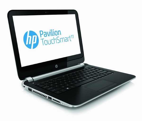HP Pavilion TouchSmart 11-e140ca 11.6寸触摸屏笔记本电脑5.9折 278.07元限时特卖并包邮!