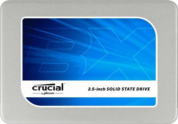 节礼周大促:Crucial 英睿达 BX200 240GB/480GB/960GB 2.5英寸固态硬盘 69.99-244.99元限时特卖并包邮!