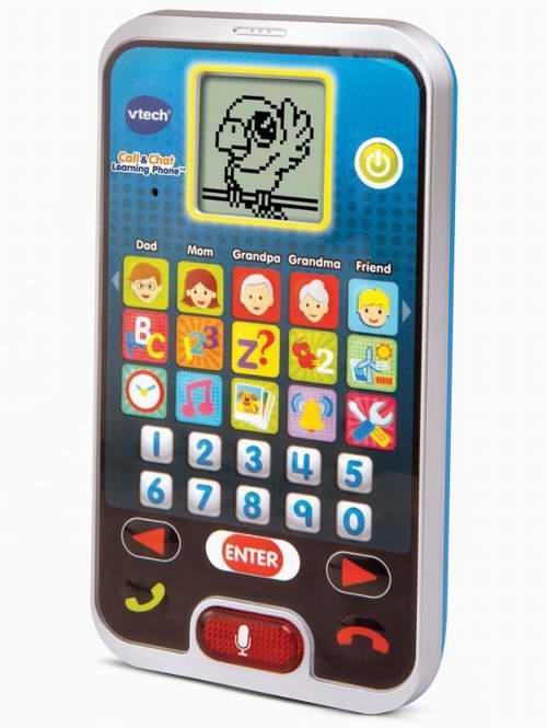 Vtech Call And Chat 儿童学习手机5.4折 8.09元限时特卖!仅限今日!