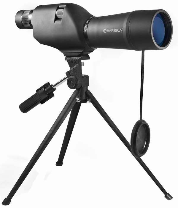 Barska CO11502 20-60x60 带三脚架防水望远镜4.2折 89.99元限时特卖并包邮!