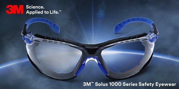 免费索取 3M 防雾护目镜/安全眼罩