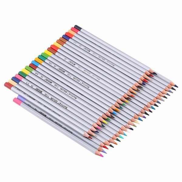 历史新低!Ohuhu 48色 专业彩色铅笔1.6折 7.99加元清仓!