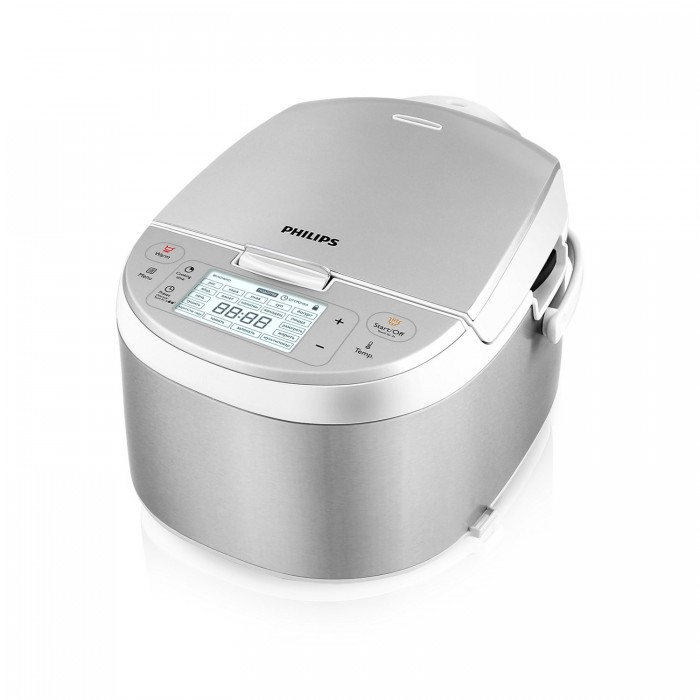 Philips飞利浦 HD3095/87 智能10合一多功能电饭煲 135.99元限量特卖,原价 249.99元,