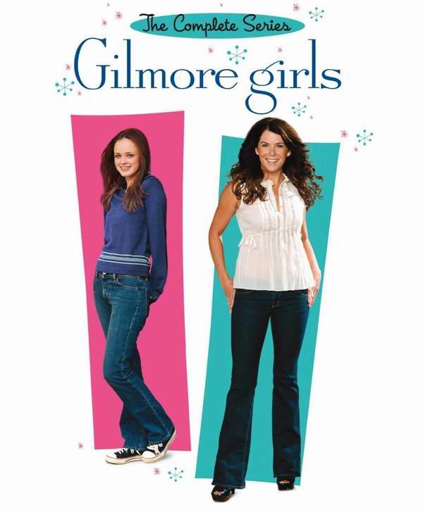 《Gilmore Girls 奇异果女孩》DVD全集42碟装4.1折 69.99元限时特卖并包邮!仅限今日!