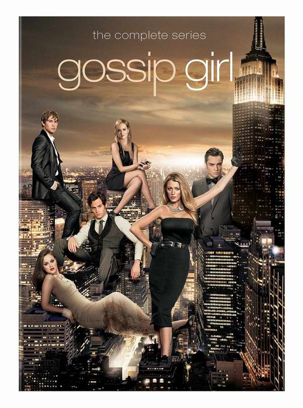 《Gossip Girl 绯闻女孩》DVD全集30碟装3.8折 53.99元限时特卖并包邮!仅限今日!