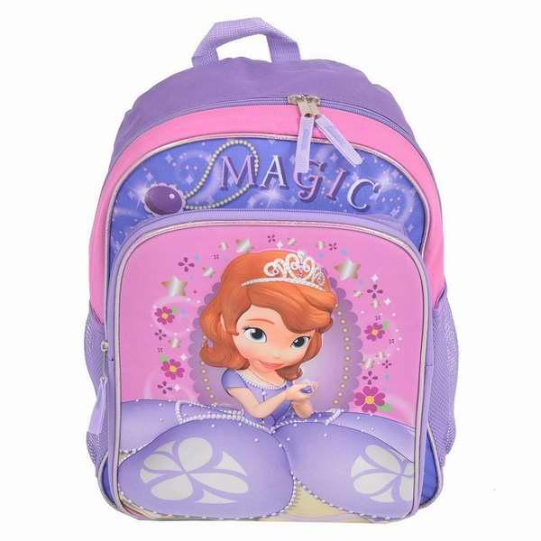 Amazon精选24款 Disney 儿童背包、拉杆书包、午餐包、铅笔包、餐具午餐包套装全部5折限量特卖,仅售4.99-14.99元!