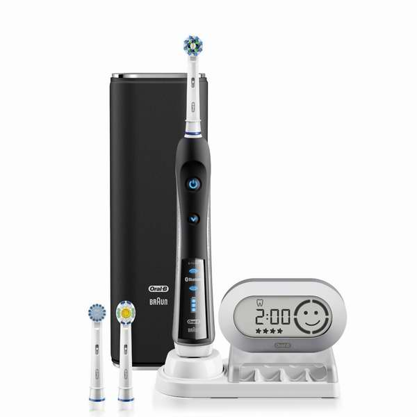历史最低价!Oral-B 7000蓝牙3D智能电动牙刷尊享版5折 119.99加元包邮!