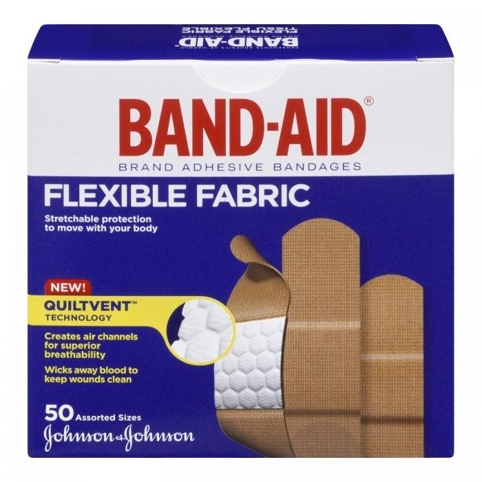 Band-Aid 创可贴家庭装 3.47元特卖,原价 5.22元
