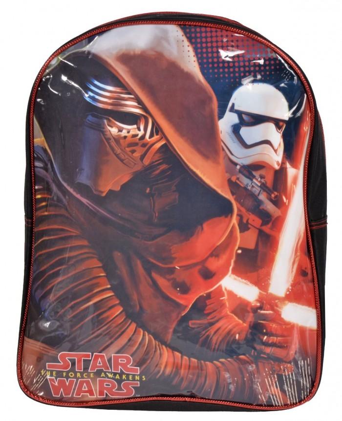 Star Wars 星球大战原力唤醒双肩包 9.99元特卖,原价 19.99元