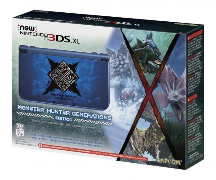 Nintendo  任天堂 新DS XL 怪物猎人代版 239.99元特卖并包邮!