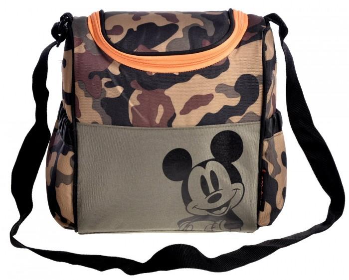 Disney 迪斯尼米老鼠迷彩保鲜单肩包16.09元特卖,原价18.99元