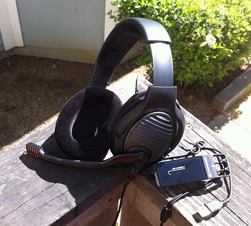 Sennheiser 森海塞尔 PC 363D High 头戴式耳机 199.99元特卖,原价 349.99元,包邮