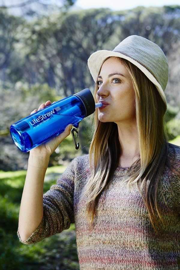 超强过滤!LifeStraw Go 生命吸管过滤水杯8.3折 34.99元限时特卖并包邮!仅限今日!