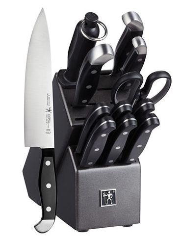 Zwilling J A Henckels International 单立人刀具13件套3.5折 98.99加元!