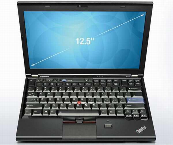 翻新 LENOVO 联想 THINKPAD X220 (8GB, 320GB HDD)12.5寸笔记本电脑7.5折 298元限时特卖并包邮!