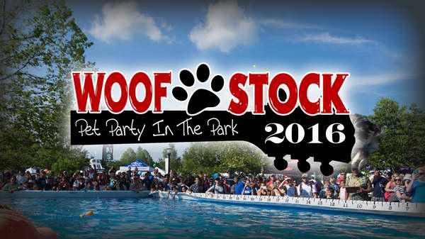 北美最大的狗节!第13届 Woofstock 多伦多狗狗狂欢节将于5月28日-29日举行!