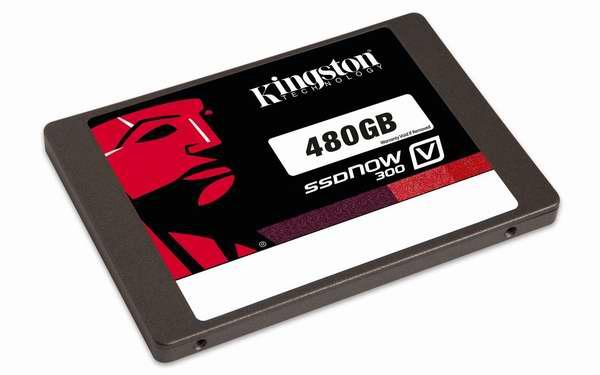 全部历史新低价!3款 Kingston 金士顿 SSDNow V300 系列 7毫米超薄 SATA 3 2.5英寸120GB-480GB固态硬盘2.1折起 56.07-157.01元限时特卖并包邮!配备9.5毫米适配器!