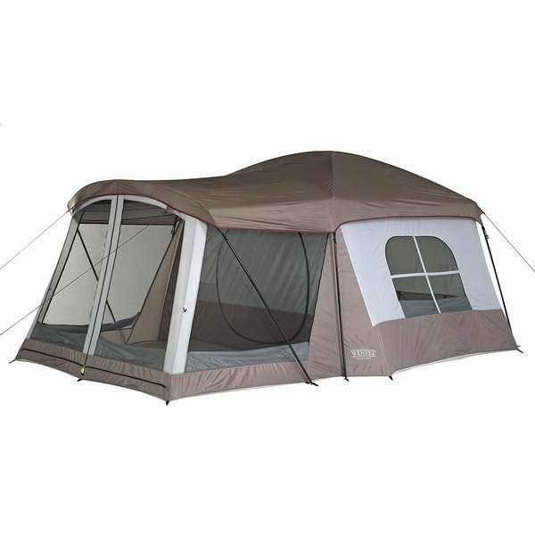 Wenzel 36424 Klondike 16 X 11 英尺 八人户外帐篷6.2折 155.4元限时特卖并包邮!
