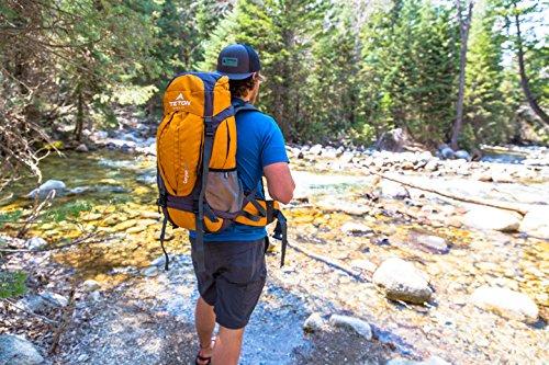 TETON Sports Canyon 2100 35升专业登山包4.6折 63.81元限时特卖并包邮!