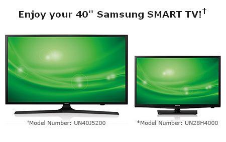 10月17日前,新开TD银行支票账户送28寸三星智能电视,再开TD信用卡则送40寸三星智能电视!