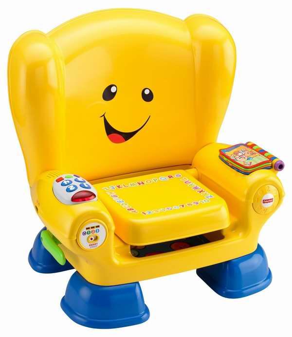 Fisher-Price Laugh & Learn 智能互动学习椅5.8折 28.82元限时特卖并包邮!