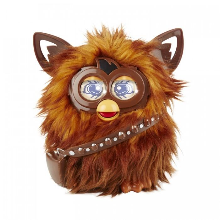 Furby 星球大战限定版 Furbacca 菲比精灵智能互动电子宠物3.8折 37.99元限时特卖并包邮!仅限今日!