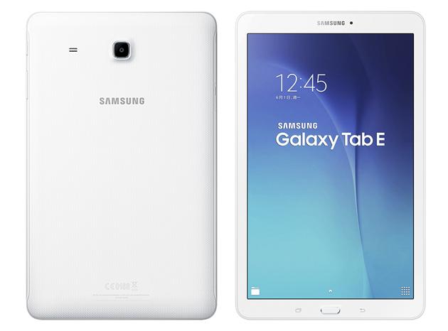 翻新Samsung 三星 Galaxy Tab E 9.6寸平板电脑5.6折 184.98元限时特卖并包邮!