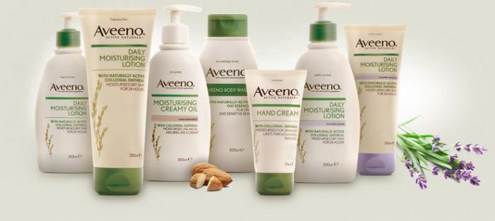 强生免费提供 Aveeno 纯天然护肤产品5元抵用券!